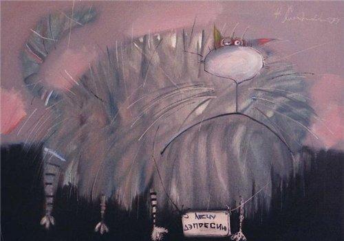 Сама по себе гулёна (о кошках) - Страница 2 9bcf5d53f4cb