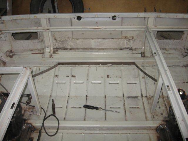 Скиф с ходовой от ЗАЗ 968м 7ca6aae070eb