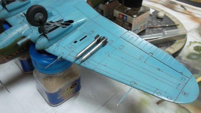 Ил-2, масштаб 1/48, (Tamiya 61113). A95f52220a2b