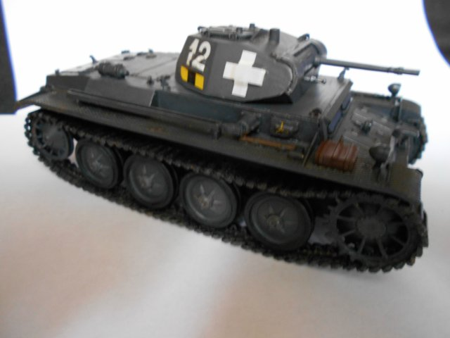 Pz.Kpfw.II Ausf.D 1/35 (Арк Модел) Bbc455ff1f8a