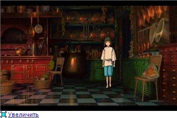 Унесенные призраками / Spirited Away / Sen to Chihiro no kamikakushi (2001 г. полнометражный) 39528804611at