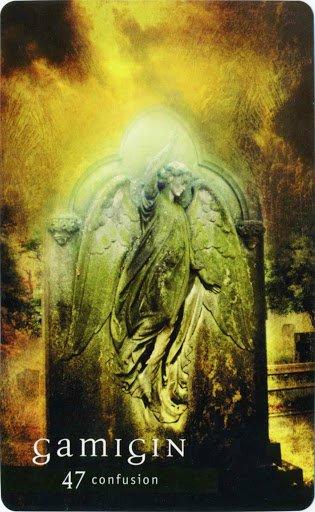 Оракул Падших Ангелов Найджела Саклинга. Fallen Angel Oracle by Nigel Suckling - Страница 2 5bf63dff33ce