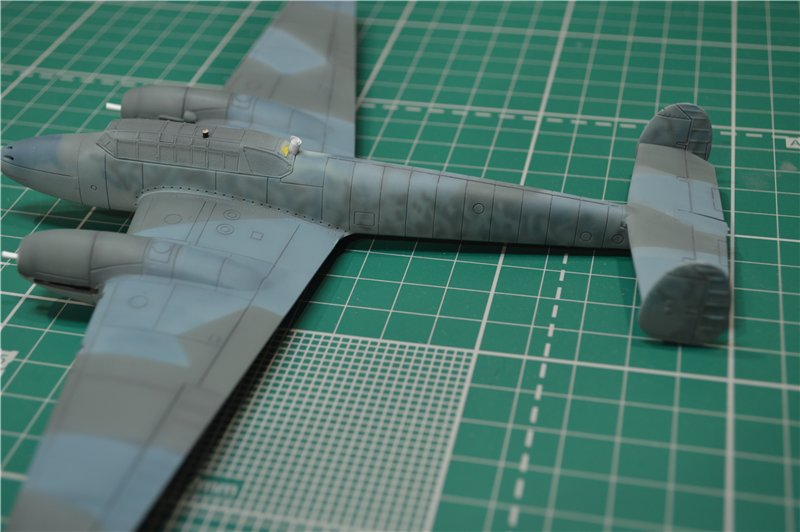 Bf-110 C-4/B (Airfix)  1/72 7b6ca640897f