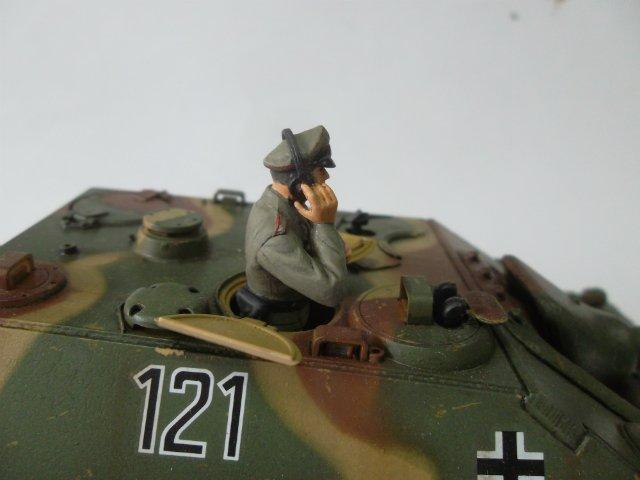 Jagdpanther, 1/35, («Tamiya» 35203). - Страница 2 66f834cbc4a6