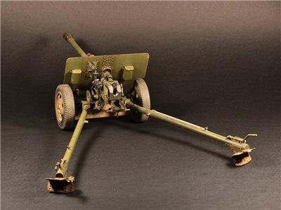 76-мм дивизионная пушка образца 1942 года ЗИС-3 Ecdd7901057bt