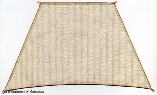 Галеон GOLDEN HIND (Золотая лань) ЖЕЛЕЗНОГО ПИРАТА масштаб 1:53 1ca1b84cbd73