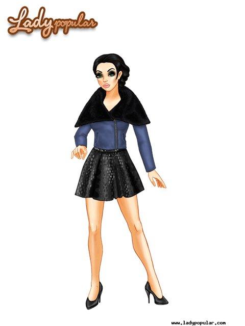 Гардероб наших леді в колекціях fashion дизайнерів - Страница 3 D779c8504136