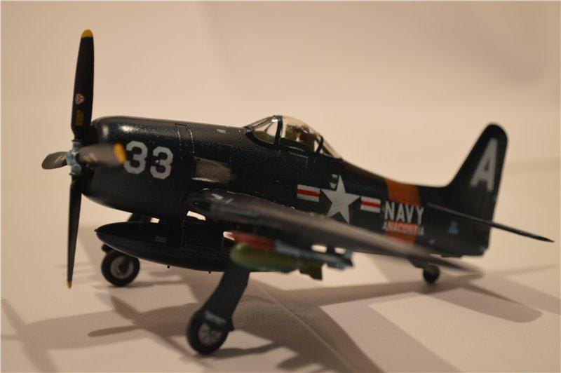 """F8F """"Bearcat"""" (Revell) 1/72 D2487d33b78e"""