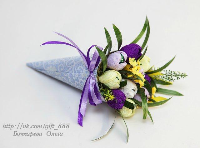 Букеты из конфет - Страница 3 3a25ce6e8347