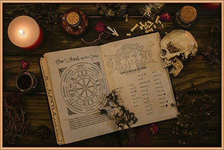 Книга магии Марил 42cb8f637011