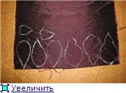 Совместное творение цветов из лент 4621507f516bt