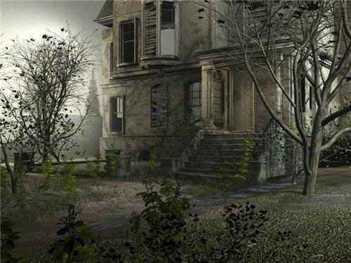 Заброшенный дом 23c063366f02
