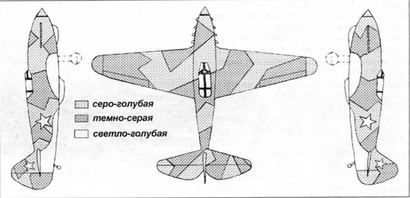 ЛА-5ФН Звезда 1/72 - Страница 2 08156d624a87