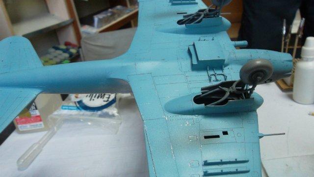 Ил-2, масштаб 1/48, (Tamiya 61113). 7486fdaa2c92