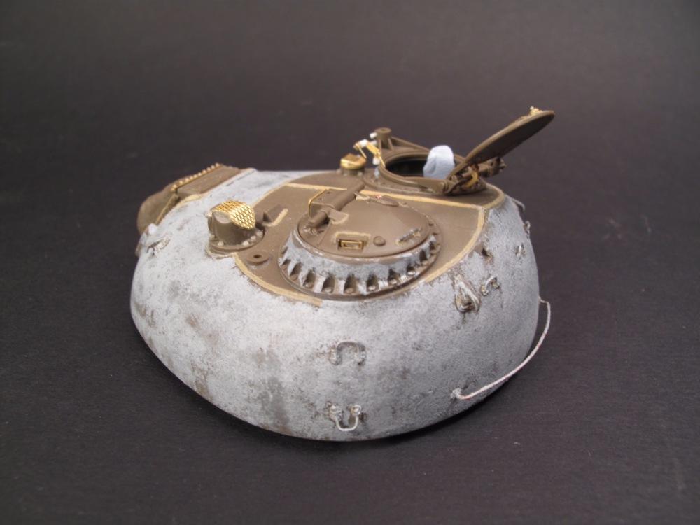 Т-55 «Enigma» TAMIYA + VoyagerModel PE 35460 1/35 A2fe03d765eb