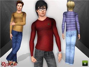 Повседневная одежда (комплекты с брюками, шортами)   - Страница 2 A19d3c6fbd4f