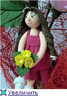 Цветы ручной работы из полимерной глины - Страница 4 Bc303c91f4d6t