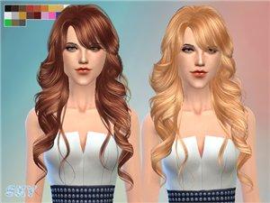 Женские прически (длинные волосы) - Страница 4 82862edd714b