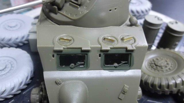 Staghound T17E1, 1/35, (Bronco 35011). Ab617c0cc90a