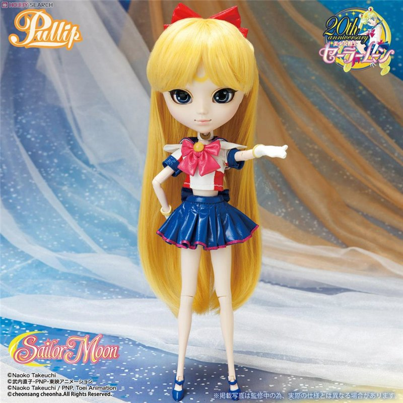 Pullip Sailor V-Ноябрь 2015  608884cf945d