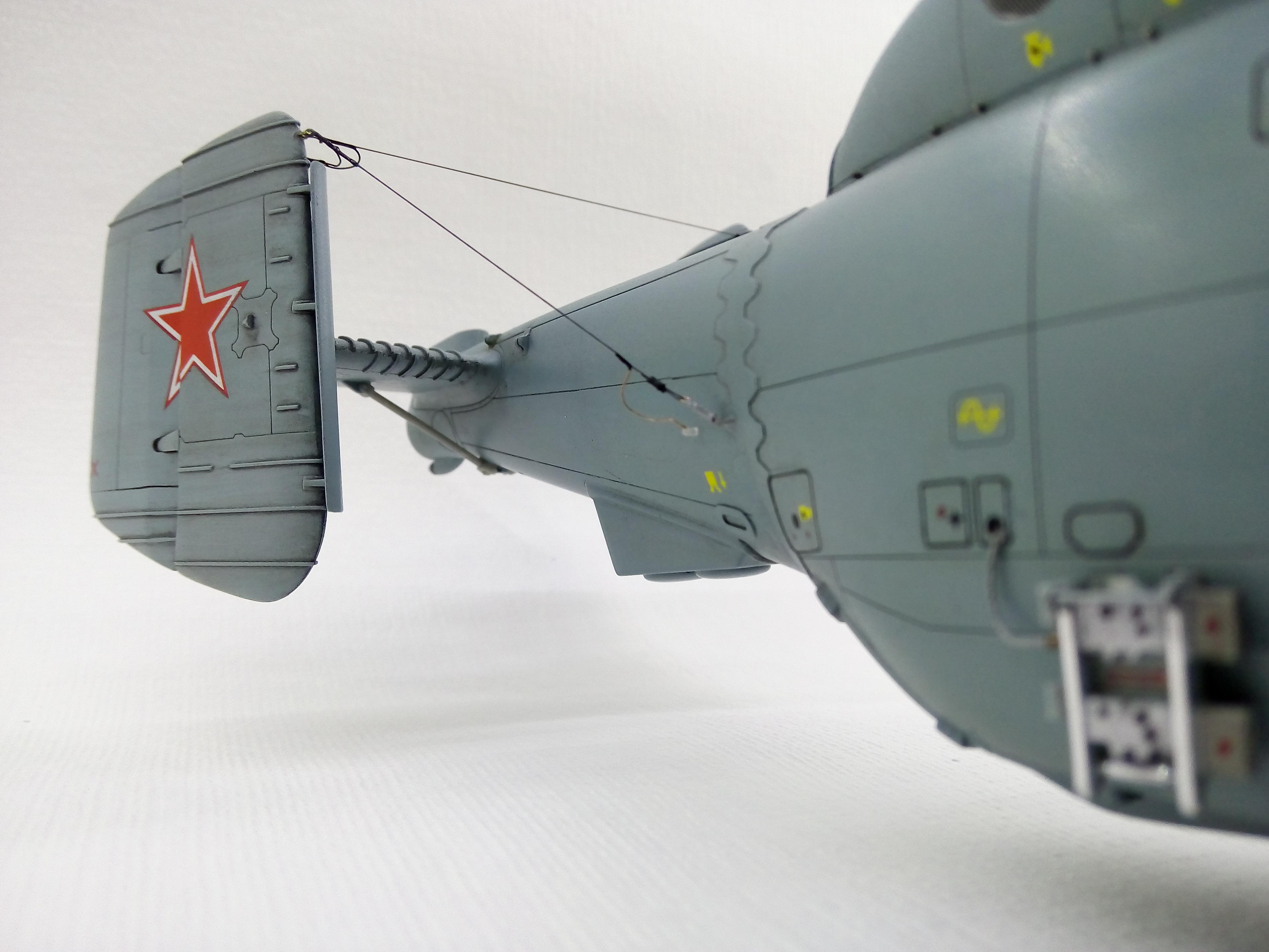 Ка-27ПЛ 1/48 HOBBYBOSS - Страница 3 4683cb943df2