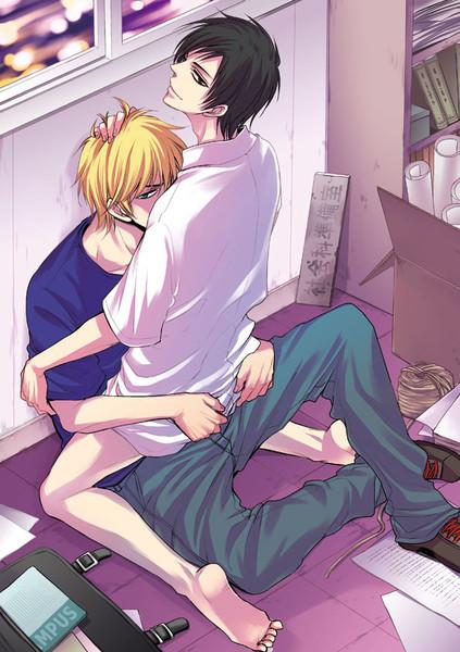 Яойчик, просто картинки из разных аниме - Страница 3 46d862bd1ebe