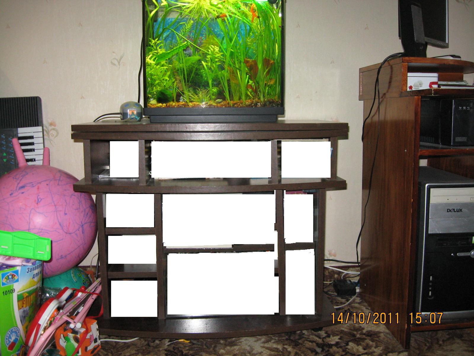 Установка аквариума F3b1ebc7d701