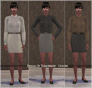Повседневная одежда - Страница 4 Fce4aaa2f267
