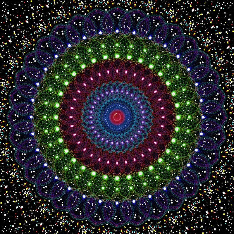Мандалы для коллективных медитаций а так-же для индивидуального назначения. 1ca6d8da12ff