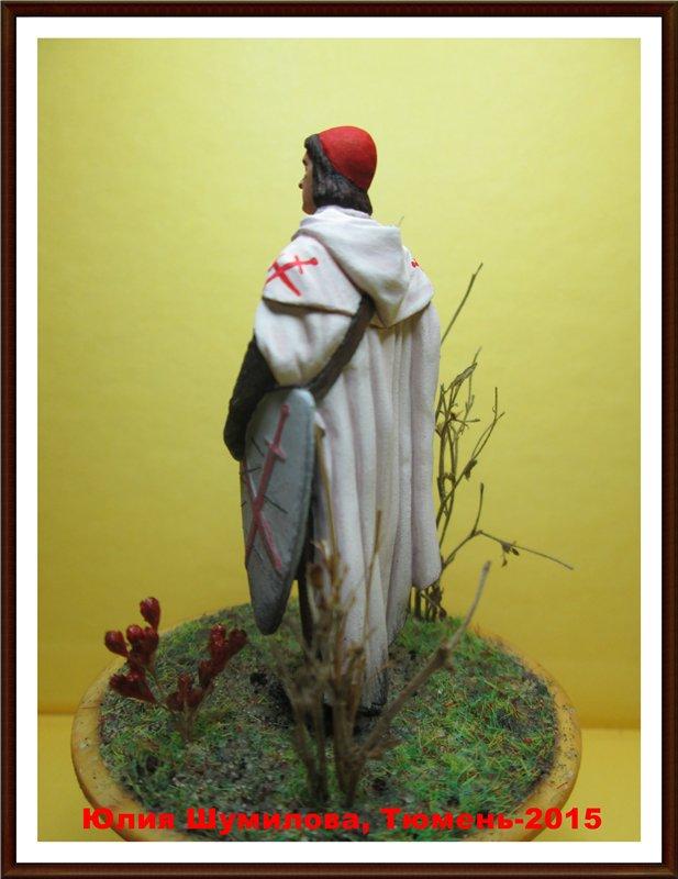 Рыцарь Ордена меченосцев, нач. 13 в. 39f3a4dcc858