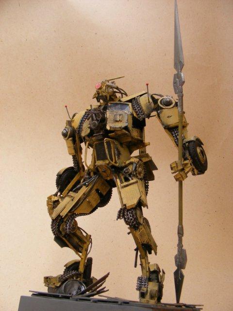 Робот трансформер(не трансформирующийся правда :) ) 4921d36f3331