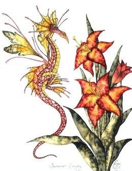 Растения, связанные с драконами 340c1425d417