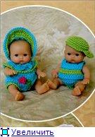 Вязанная одежда для кукол 3dd555b120b5t