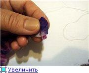 Цветы из ткани  A3b50589408at