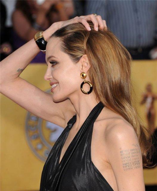 Angelina Jolie and Brad Pitt - Страница 3 7b42db5eec3b