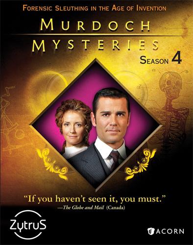 Расследования Мердока(The Murdoch Mysteries) 89400fbe236c