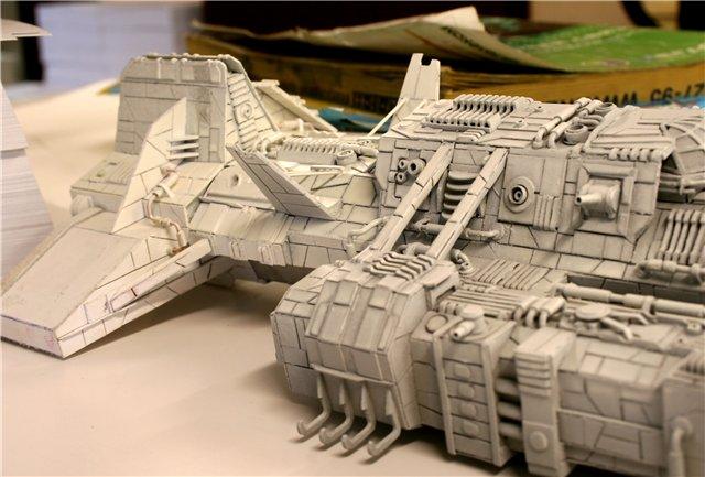 Космический корабль :) D9e7271870d5