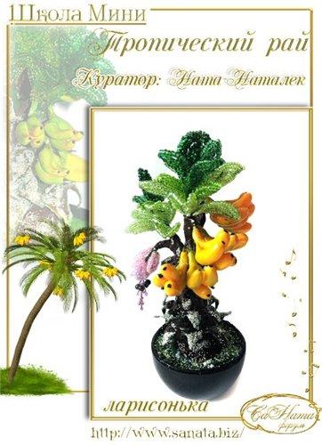 Выпуск работ Школы мини - Тропический рай 8953f0afa512t