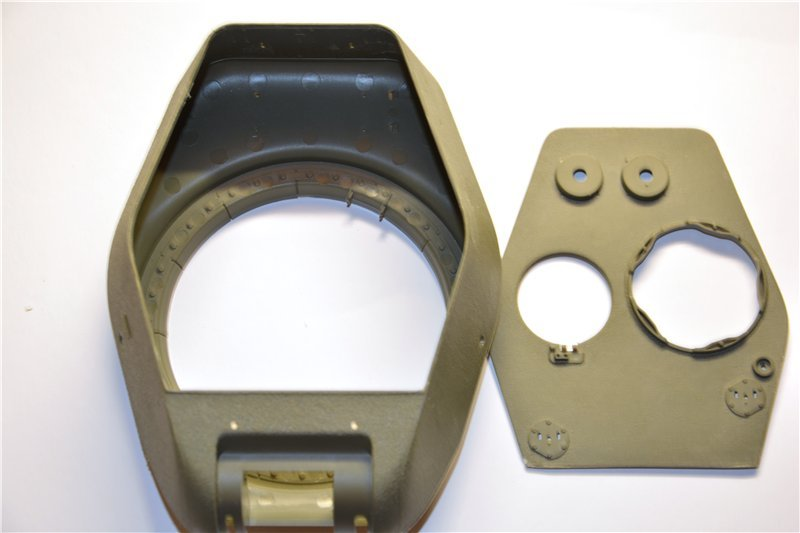 Т-34/85 model 1944г. Factory №. 174 маштаб 1/16 Trumpeter D334501fed4a