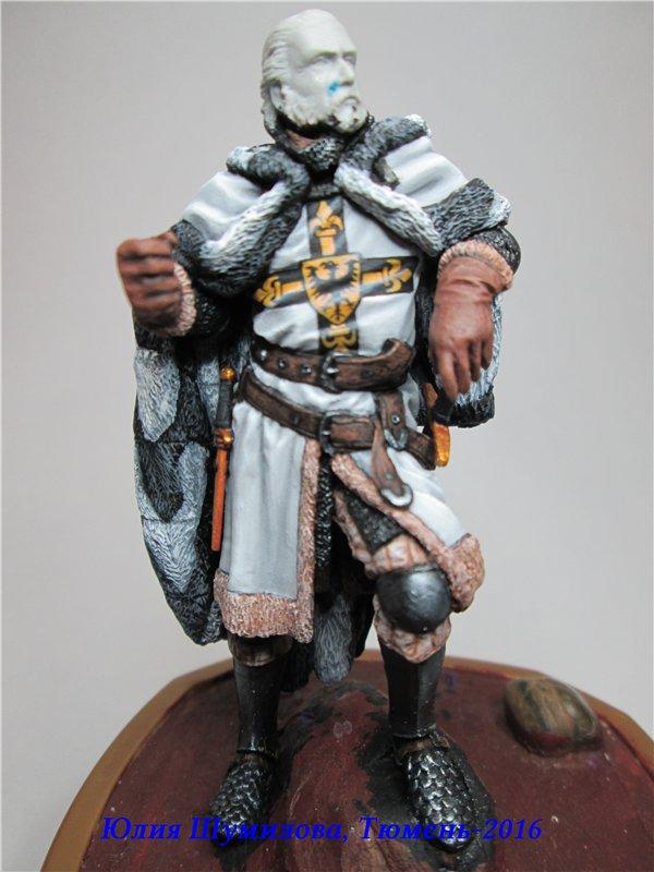 Великий Магистр Тевтонского ордена, 14в.. На Конкурс по росписи миниатюры. E16d648dbba3