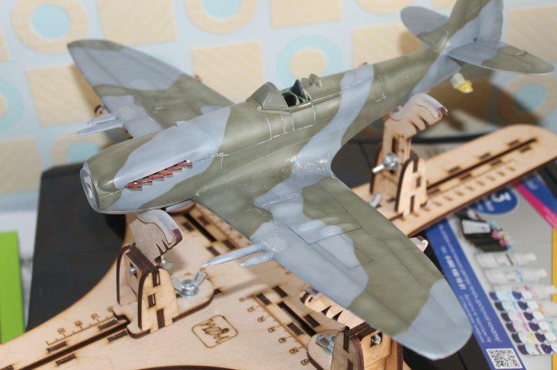 Supermarine Spitfire Mk. 22 Revell. 1/32 Db9aa9986a03