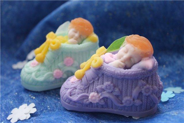 Разноцветное мыло - Страница 15 7807510338d9