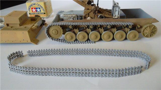 15 cm sIG auf Fahrgestell Pz II или Sturmpanzer II, 1/35, (ARK 35012) Ad85a973a2cd