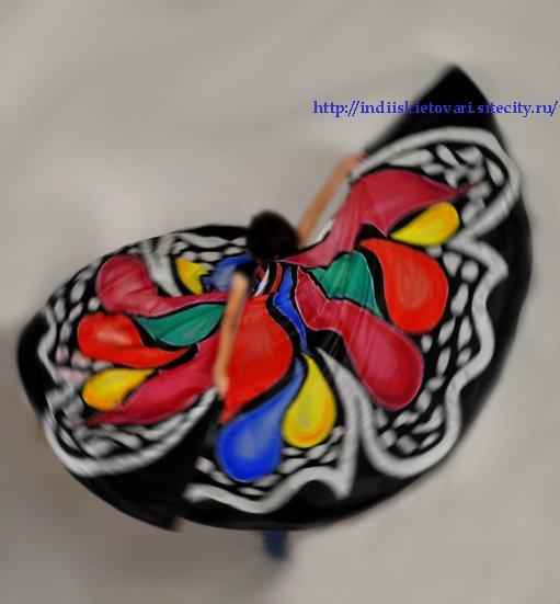 Крылья  для танца живота. B60612e7cfc9