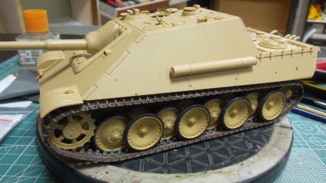 Jagdpanther, 1/35, («Tamiya» 35203). A3abec122a5e