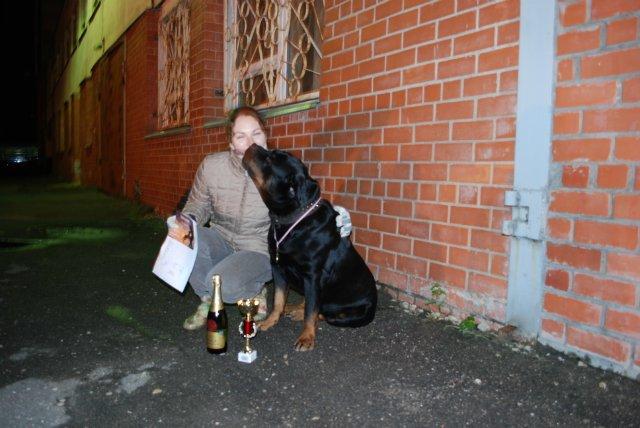 Ночные испытания собак в Латвии C93f2dad591f