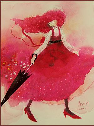 Корейская художница Christian Asuh 7ac9983e059c