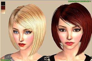 Женские прически (короткие волосы, стрижки) - Страница 3 5d178354cc12