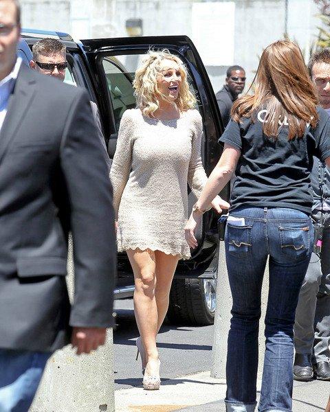 Бритни Спирс/Britney Spears - Страница 4 7db5bfc65270