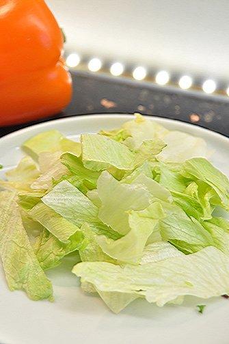Очень полезные и вкусные листовые салаты 1e7d1fc77191